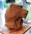 mandril (unfired) 27 cm